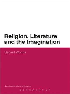 cover image of Religion, Literature and the Imagination