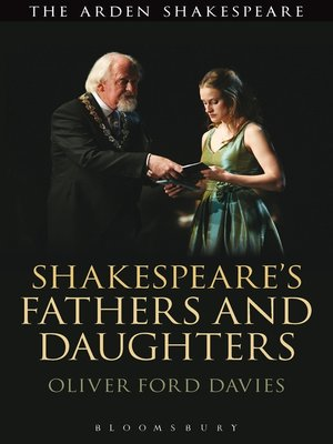 cover image of Shakespeare's Fathers and Daughters
