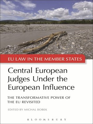 cover image of Central European Judges Under the European Influence