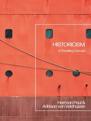 cover image of Historicism