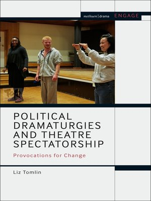 cover image of Political Dramaturgies and Theatre Spectatorship