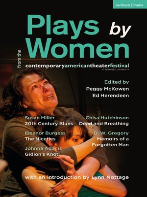 cover image of Plays by Women from the Contemporary American Theater Festival