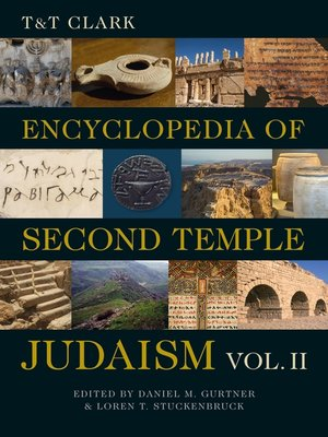 cover image of T&T Clark Encyclopedia of Second Temple Judaism Volume Two