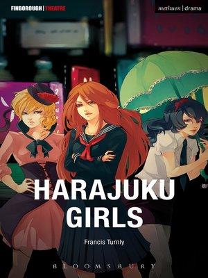 cover image of Harajuku Girls