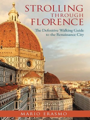 cover image of Strolling through Florence