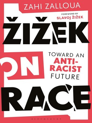 cover image of Žižek on Race