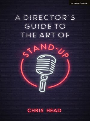 cover image of A Director's Guide to the Art of Stand-up