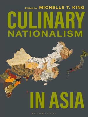 cover image of Culinary Nationalism in Asia