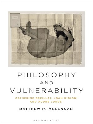 cover image of Philosophy and Vulnerability