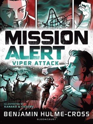 cover image of Viper Attack
