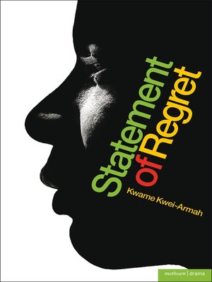 cover image of Statement of Regret