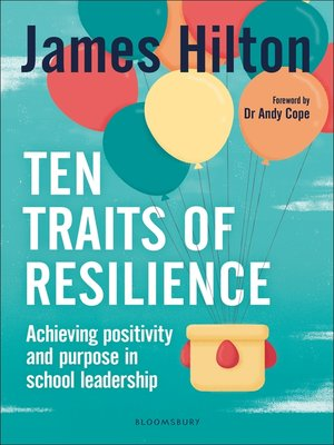 cover image of Ten Traits of Resilience