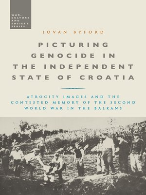 cover image of Picturing Genocide in the Independent State of Croatia