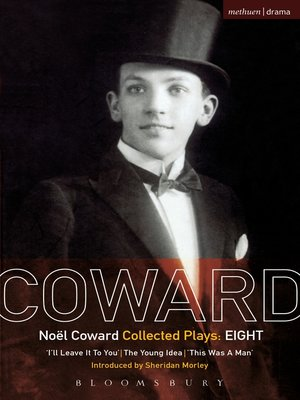 cover image of Coward Plays, 8