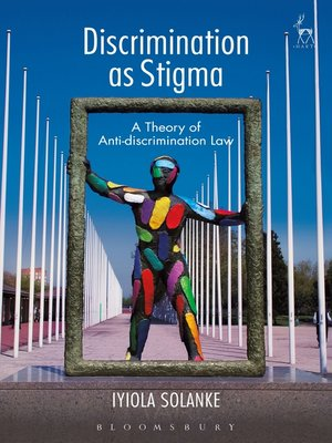 cover image of Discrimination as Stigma