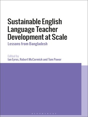 cover image of Sustainable English Language Teacher Development at Scale