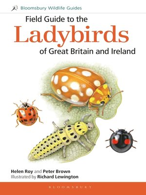 cover image of Field Guide to the Ladybirds of Great Britain and Ireland
