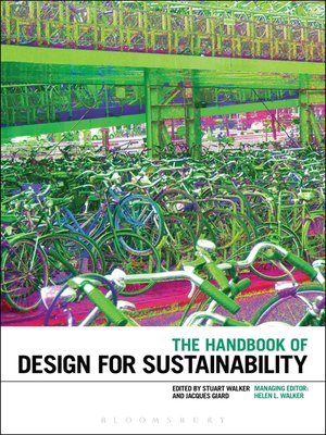 cover image of The Handbook of Design for Sustainability