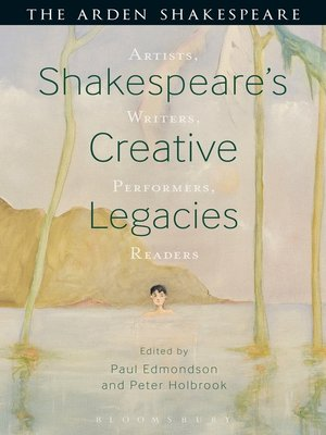 cover image of Shakespeare's Creative Legacies