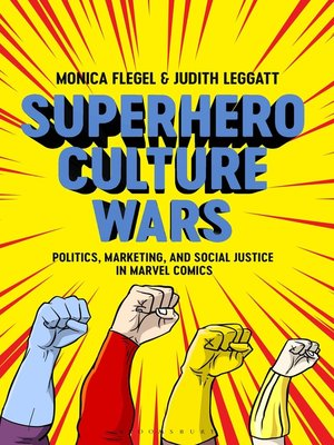 cover image of Superhero Culture Wars
