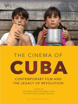 cover image of The Cinema of Cuba