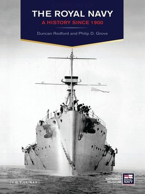 cover image of The Royal Navy