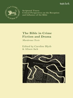 cover image of The Bible in Crime Fiction and Drama