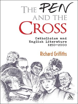 cover image of The Pen and the Cross