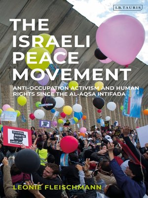cover image of The Israeli Peace Movement