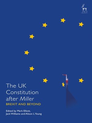 cover image of The UK Constitution after Miller