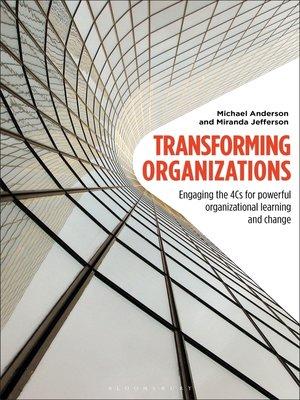cover image of Transforming Organizations