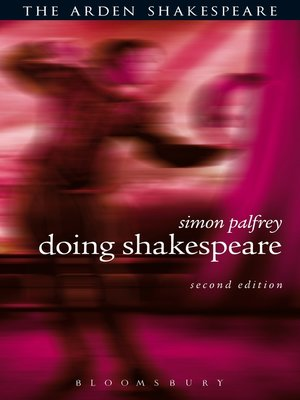 cover image of Doing Shakespeare
