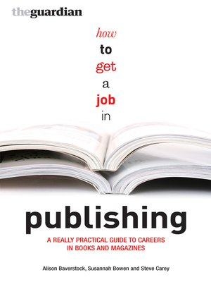 cover image of How to Get a Job in Publishing