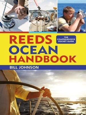 cover image of Reeds Ocean Handbook