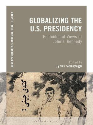 cover image of Globalizing the U.S. Presidency