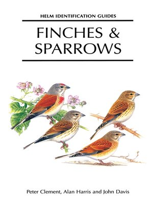 cover image of Finches and Sparrows