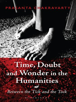 cover image of Time, Doubt and Wonder in the Humanities