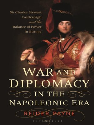 cover image of War and Diplomacy in the Napoleonic Era