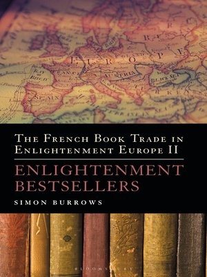 cover image of The French Book Trade in Enlightenment Europe II
