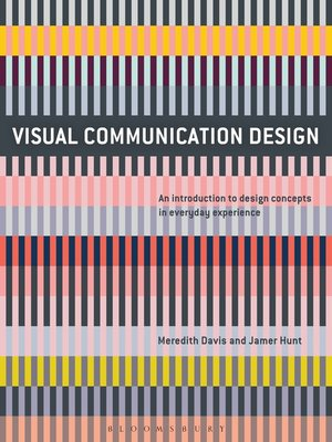 cover image of Visual Communication Design