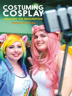 cover image of Costuming Cosplay