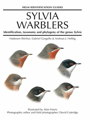 cover image of Sylvia Warblers