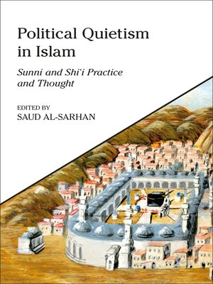 cover image of Political Quietism in Islam