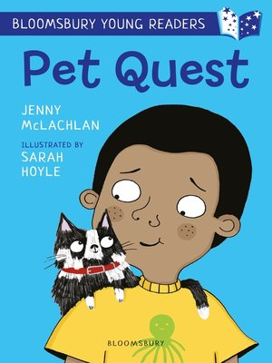 cover image of Pet Quest