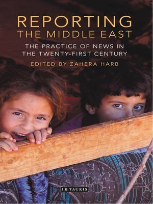 cover image of Reporting the Middle East