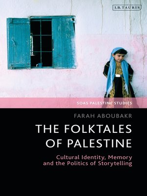 cover image of The Folktales of Palestine