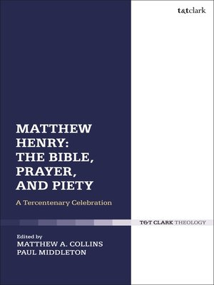 cover image of Matthew Henry