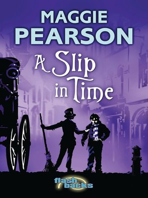 cover image of A Slip in Time