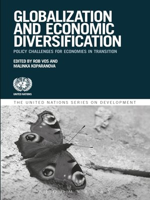 cover image of Globalization and Economic Diversification