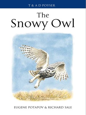 cover image of The Snowy Owl